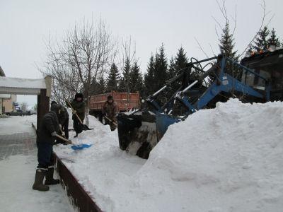 С кого спрашивать за уборку снега